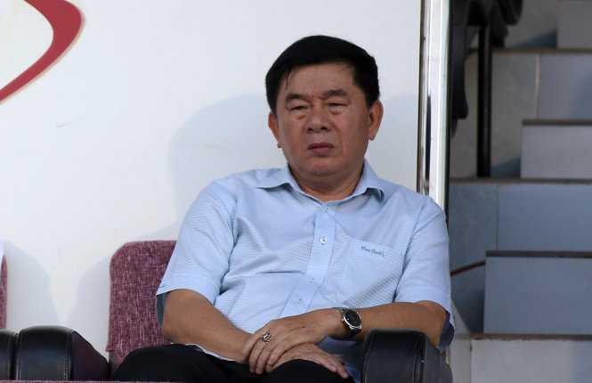 Truong ban trong tai Nguyen Van Mui: 'Toi van phan cong trong tai binh thuong' hinh anh 1