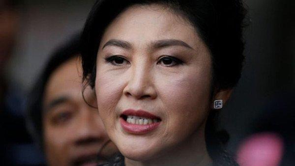 Cuu Thu tuong Yingluck Shinawatra bi thu hoi ho chieu hinh anh 1