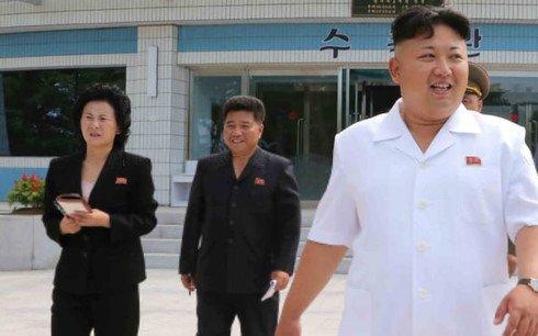 Em gai ong Kim Jong-un duoc dua vao Bo Chinh tri dang Trieu Tien hinh anh 1