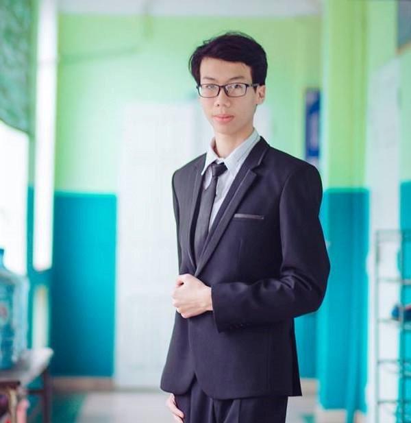 Ngam 10 guong mat 'hot' nhat truong THPT Nguyen Binh Khiem hinh anh 10