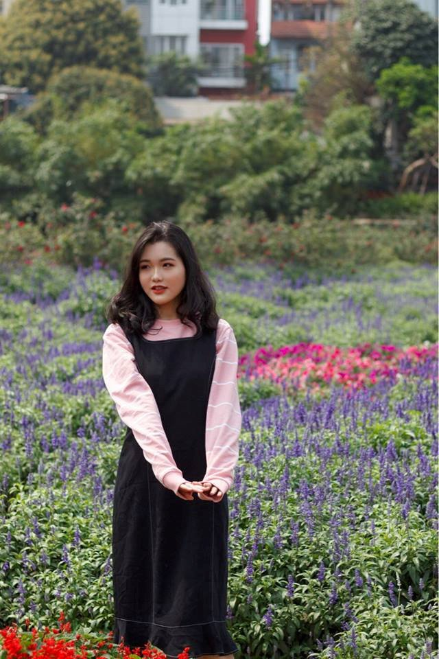 Ngam 10 guong mat 'hot' nhat truong THPT Nguyen Binh Khiem hinh anh 5