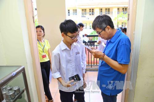 Nhung loai may tinh nao duoc su dung trong phong thi THPT Quoc gia 2018? hinh anh 1