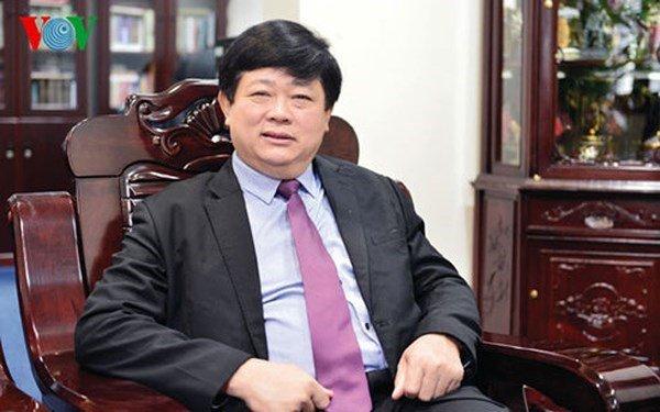 PGS.TS Nguyen The Ky: 'Muon viec thanh, bai deu do cong tac can bo' hinh anh 1