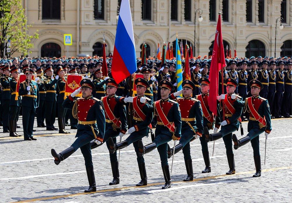 An ninh Nga dap tan am muu khung bo trong Ngay Chien thang hinh anh 1