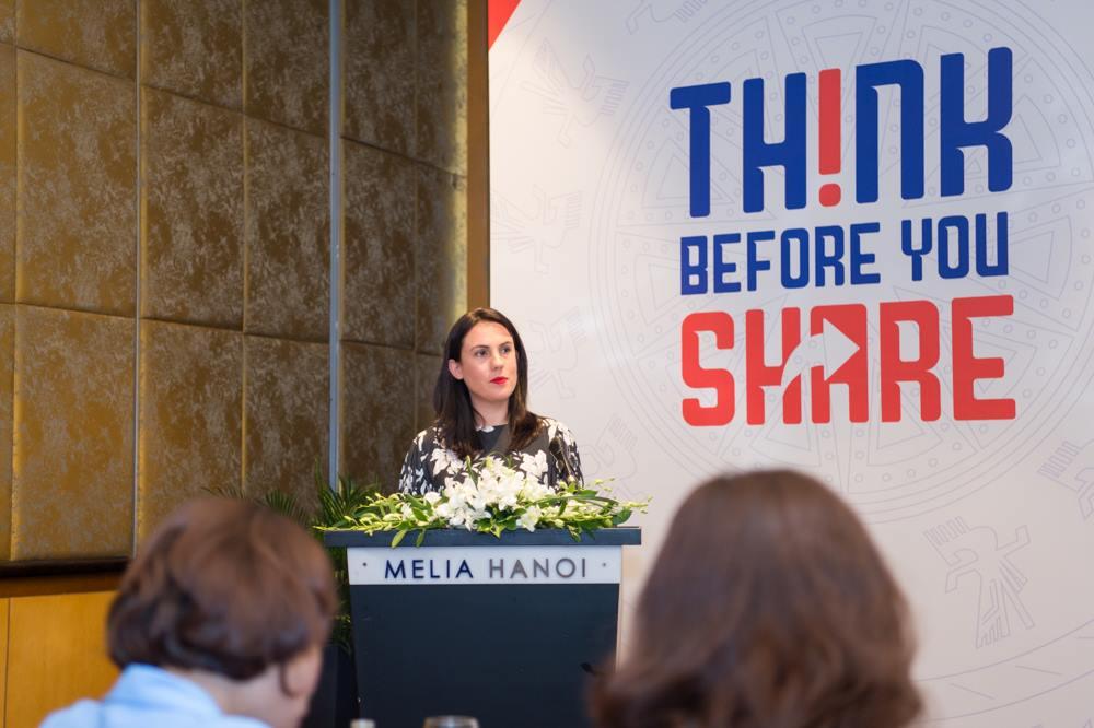 Facebook khoi dong chuong trinh 'Think Before You Share' tai Viet Nam hinh anh 1