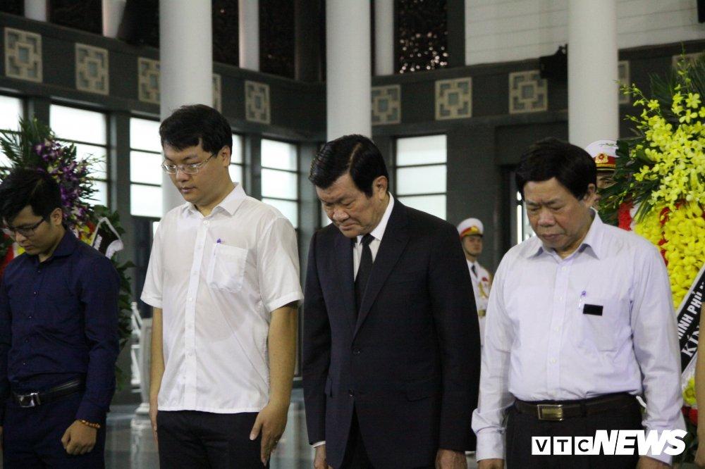 Anh: Lanh dao, nguyen lanh dao Dang, Nha nuoc xuc dong tien biet GS Phan Huy Le hinh anh 2