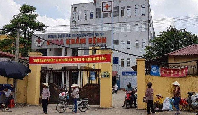 Benh vien trao nham con o Ha Noi phai boi thuong cho 2 gia dinh the nao? hinh anh 2