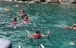 Một ngày thong dong trên đảo Cù Lao Chàm
