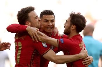 Video: Xem Ronaldo bứt tốc từ sân nhà, sút tung lưới tuyển Đức