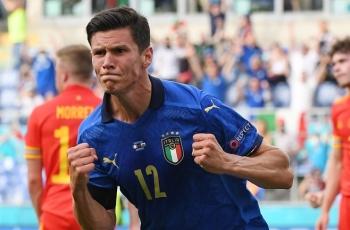 Video: Marco Verratti kiến tạo, Pessina ghi bàn giúp Italy dẫn trước Xứ Wales