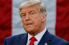 13 ngày 'căng như dây đàn' của Tổng thống Trump