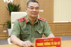 Tướng Tô Ân Xô: Xử lý nghiêm trường hợp tấn công các báo điện tử