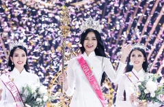Video: Giây phút Đỗ Thị Hà đăng quang Hoa hậu Việt Nam 2020