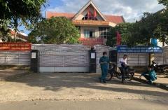 Cán bộ phường ở Đăk Lắk chết tại trụ sở