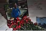 Nga đưa thi thể phi công anh hùng trở về nước