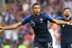 Sút tung lưới Croatia, Mbappe xuất sắc chỉ kém Pele