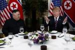 Tong thong Trump noi gi sau bua toi gan 2 tieng voi Chu tich Kim? hinh anh 2