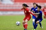Giải bóng đá nữ VĐQG 2018: Hà Nội vô địch lượt về