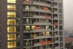 Cháy chung cư Tràng An Complex: Người dân nơm nớp vì 'tính mạng ngàn cân treo sợi tóc'