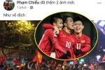 Cư dân mạng cuồng nhiệt chúc mừng chiến thắng của U23 Việt Nam