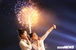 Mãn nhãn màn bắn pháo hoa ở lễ kỷ niệm 230 năm chiến thắng Ngọc Hồi - Đống Đa