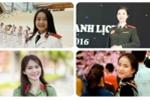 Những nữ học viên xinh đẹp, tài năng nhất Học viện ANND năm 2017