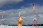 Ông Putin chốt thời điểm biên chế tên lửa Sarmat và tàu lượn siêu thanh Avangard