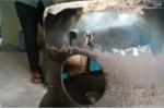 Video: Cận cảnh cơ sở sang chiết gas nghi 'cắt tai, mài vỏ' ở Hòa Bình