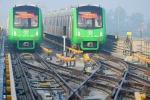 Bế tắc nghiệm thu cản trở việc vận hành đường sắt Cát Linh - Hà Đông