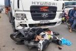 Tài xế container đâm hơn 20 người thương vong ở Long An ra trình diện