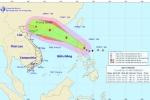 Tin mới nhất bão Pakhar giật cấp 13 trên Biển Đông