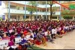Sĩ số lớp 1 lên tới 69 học sinh, phụ huynh Hà Nội choáng váng
