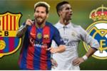 Siêu kinh điển 10 năm qua: Real Madrid dưới cơ Barcelona