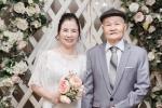 Bộ ảnh cô dâu chú rể U80 kỉ niệm 50 năm ngày cưới khiến 'vạn người mê'