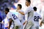 Ronaldo lập kỷ lục hattrick ở La Liga
