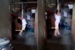 Cháu bé bị cột tay, treo lơ lửng trên xà nhà gây phẫn nộ: Công an vào cuộc xác minh