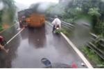 Xe tải vượt ẩu phóng bạt mạng, gây tai nạn thảm khốc trên đèo Bảo Lộc là xe của quân đội