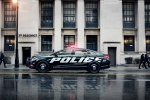 Hai mẫu xe cảnh sát Mỹ đẹp như phim Hollywood