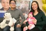 Hy hữu: Phẫu thuật tử cung để cứu sống thai nhi bị bướu cổ