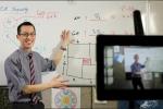Thầy giáo Toán điển trai giảng bài cực hút trên Youtube