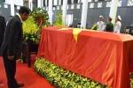 Các phái đoàn quốc tế tới viếng Chủ tịch nước Trần Đại Quang