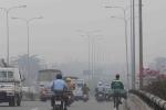 Ảnh: Sài Gòn chìm trong sương mù dày đặc từ sáng đến trưa