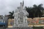 Tượng đài Chiến thắng ở Bắc Kạn bị đổ: 'Nói do thời tiết là thiếu trách nhiệm với nhân dân'