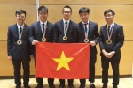Hoc sinh Viet gianh 2 Huy chuong Vang, xep thu 8 Olympic Vat li quoc te nam 2018 hinh anh 1
