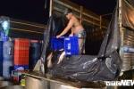 300 tấn cá lóc nhập vào chợ đầu mối ở TP.HCM ngày vía Thần Tài