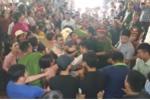 Náo loạn buổi xin lỗi 'tử tù' Hàn Đức Long: Bộ Tư pháp lên tiếng