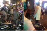 Diễn viên Phạm Anh Tuấn đánh nhau làm náo loạn phố Bùi Viện