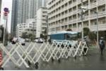 Trụ sở Tổng hội của người Triều Tiên tại Nhật Bản bị tấn công