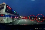 Clip: Xe máy lũ lượt đi ngược chiều trên cao tốc Hà Nội - Bắc Giang