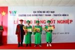 207 sinh viên VOV College nhận bằng tốt nghiệp cao đẳng